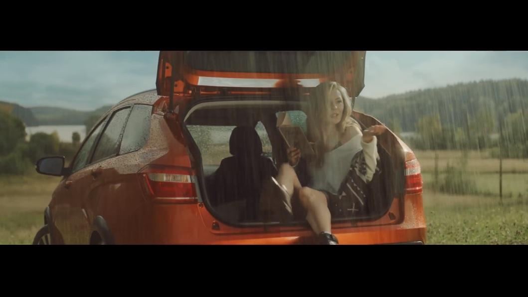 Музыка из рекламы Lada Vesta SW Cross
