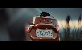 Кадр из рекламы Лада Веста Кросс