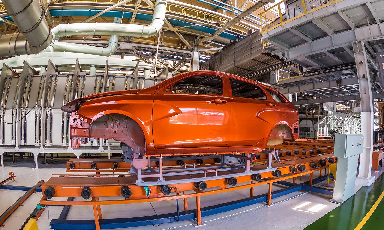 Работники АвтоВАЗа получат разовую выплату в размере 7 тысяч рублей