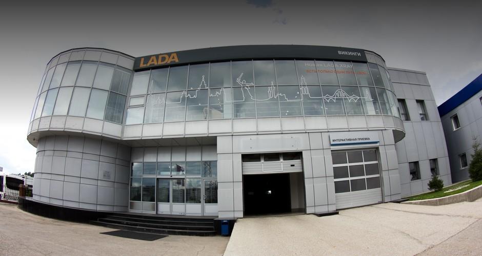 ВИКИНГИ - продажа Лада Веста Кросс Тольятти