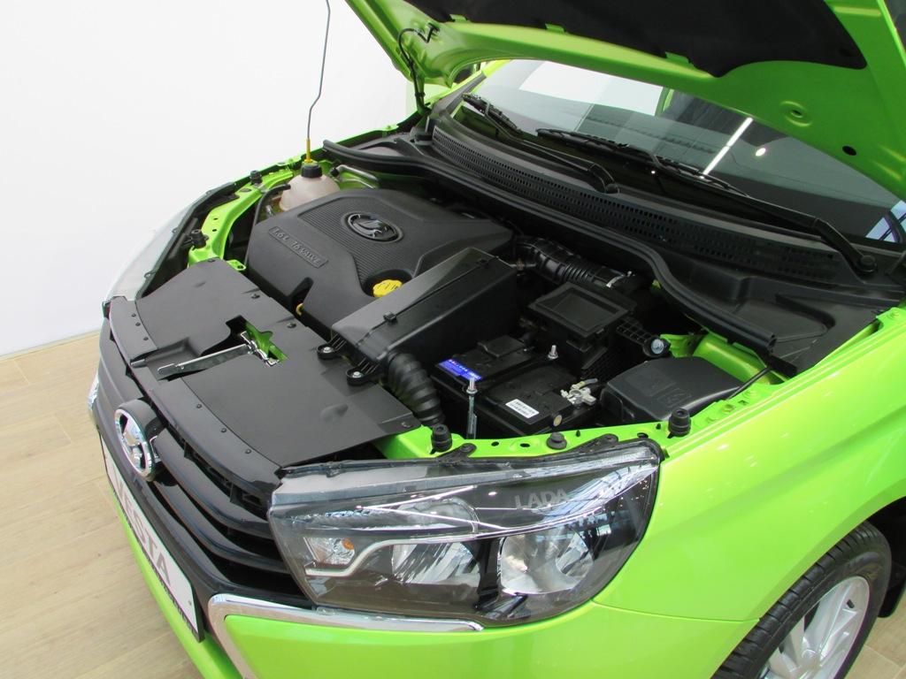 Обзор Lada Vesta - двигатель, ходовая часть и КПП