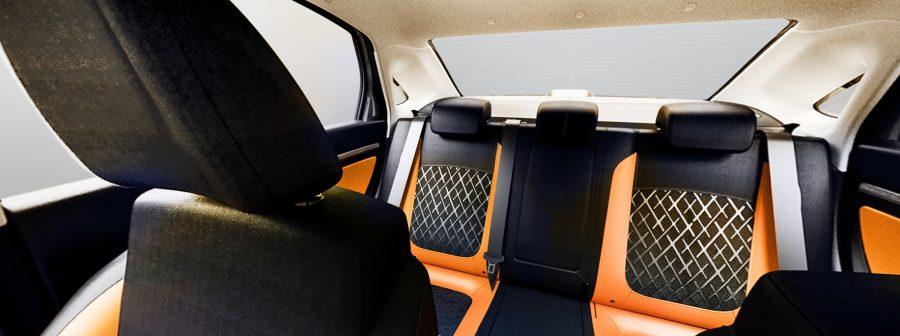 лада веста кросс седан фото цены оранжевый салон