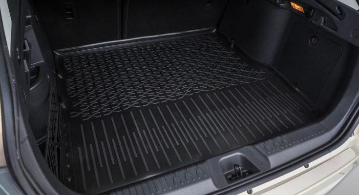 Лада Веста Кросс Коврик в багажник — обзор, плюсы и минусы, видео