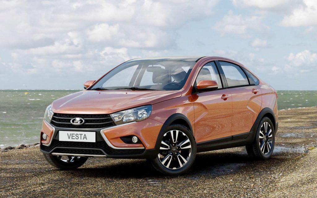 Новая Лада Веста Кросс 2018 года — новая модель седана — подробные характеристики
