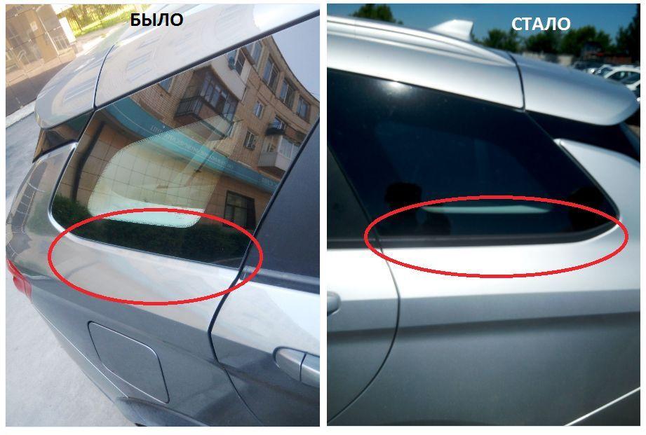 Новые резиновые уплотнители на автомобилях семейства Лада Веста