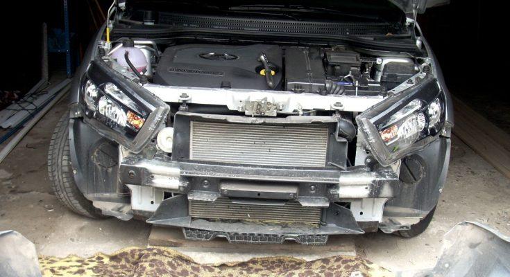Замена гудка на автомобиле Лада Веста (сигнала)