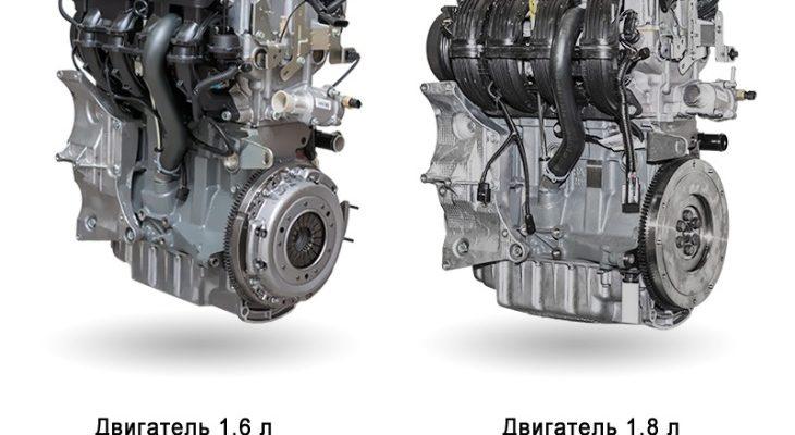 Лада Веста СВ Кросс — какой двигатель лучше? Сравнение 1.8 и 1.6 (21179 и 21129)