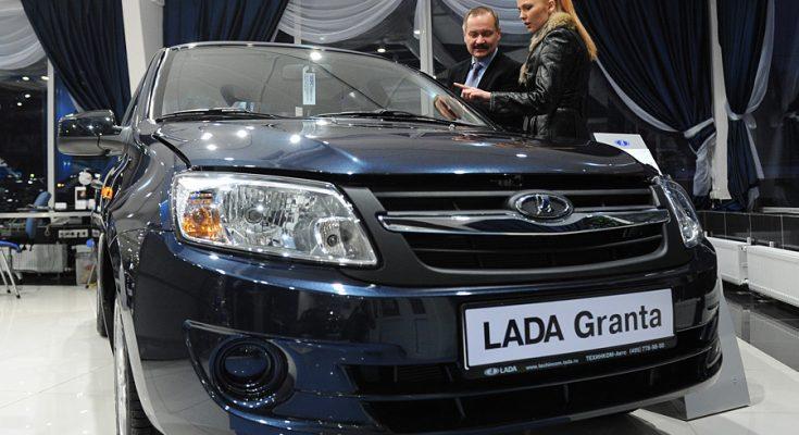 В январе 2019 года продажи автомобилей LADA увеличились на 2,5%