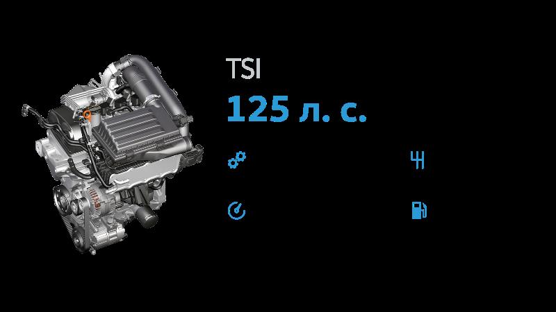 Технические характеристики двигателей Поло